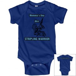 Stripling Warrior Baby