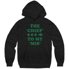 St Patricks Day Couple Hoodies 1