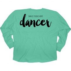 Custom Dance Studio Jersey