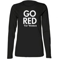 Go Red Heart Disease