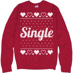 Single Ugly Sweater
