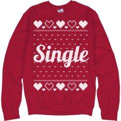 Single Ugly Sweater
