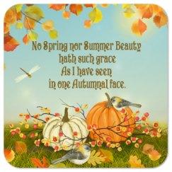 Autumn Grace Birds