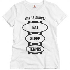 Eat sleep Tennis