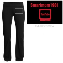 Smart Yoga Pants