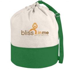 Bliss In Me Barrel Tote Bag