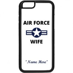 Personalize air force wife