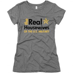 Real Military Housewives