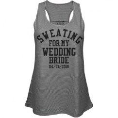 Sweating-bride