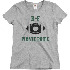 Pirate Pride- Football