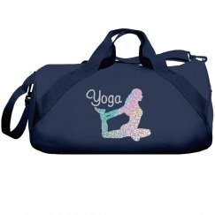 Yoga Rhinestones &Glitter