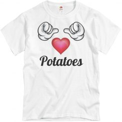 I love Potatoes