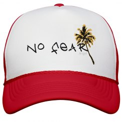 No Fear Trucker Snapback