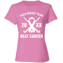 Beat Cancer Field Hockey
