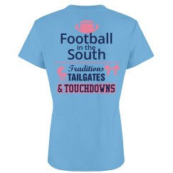 Football in the south