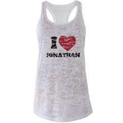 I Heart Jonathan
