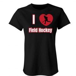I Heart Field Hockey