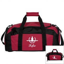 Kylie. Gymnastics bag #2