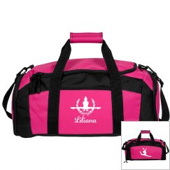 Liliana. Gymnastics bag
