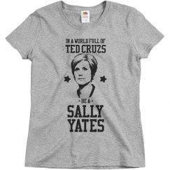 Always Be A Sally Yates