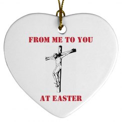 Me to you at easter