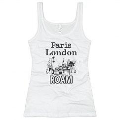 PARIS,LONDON,ROAM
