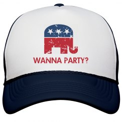 WANNA PARTY - DISTRESSED