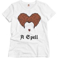 Misses Best Friends Witch Shirt