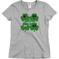 Shamrock & Roll All Night Tee 2