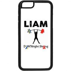 Liam's IPhone 6 case