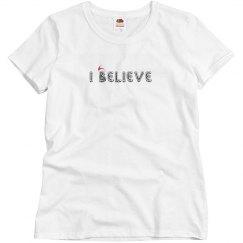 I Believe - Show your Christmas Spirit