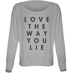 Love the Way You Lie