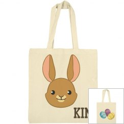 Personalized Easter Bag