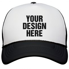 Design Trendy Trucker Hat