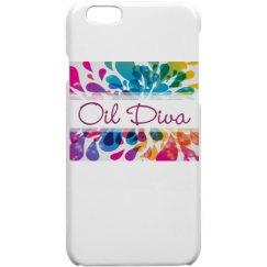 Oil Diva iPhone 6 case