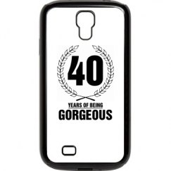 40 years of being Gorgeous case