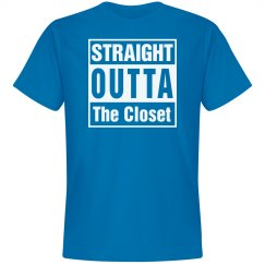 Straight Outta The Closet