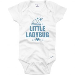 Daddy's little Ladybug