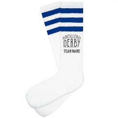 Custom Derby Team High Socks