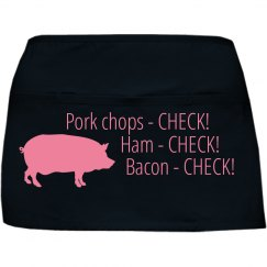 Piggy Apron