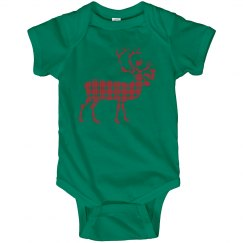 Christmas Reindeer Onesie
