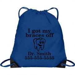 Braces Off Dentist