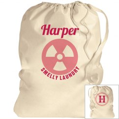 HARPER. Laundry bag