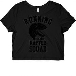 Running With Raptors