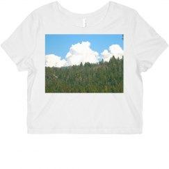 Cloud Forest Crop Top