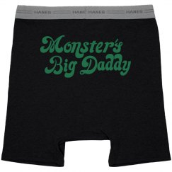 Monster's Big Boxers