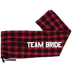 Team Bride Outlined