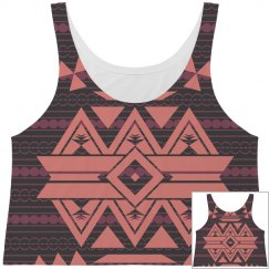 Trendy Boho Patterns All Over Print
