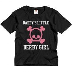 Daddy's Derby Girl