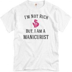 I'm a manicurist